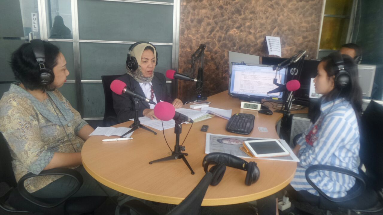 Talkshow di Women Radio